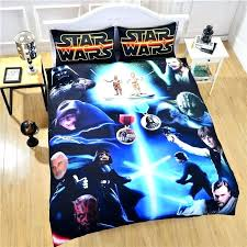 star wars bedding full bed in a bag twin hot set the force awakens for