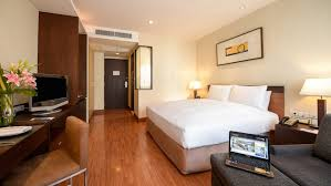 Deluxe Room 1 King Size Bed Grand Sukhumvit Bangkok