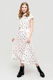 Floral Pattern Dress New Ideas
