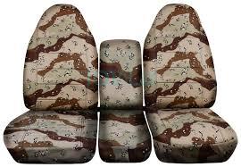 dodge ram 40 20 40 desert storm camo seat covers