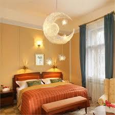 Großhandel Moderne Led Mond Stern Kind Kind Kind Schlafzimmer