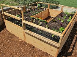 Small Picture Cedar Complete Raised Garden Bed Kit 8 x 8 x 20 Eartheasycom