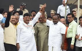 Chaos In Karnataka Assembly Speaker Abruptly Adjourns Session Till