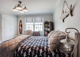 Ocean Inspired Room For A Teenage Boy That Looks Quite Masculine