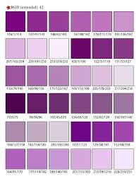 Homebase Paint Chart Shades Of Lavender Autodealerservice