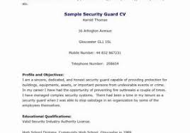 security clearance resume example sample of security guard resume with resume security clearance