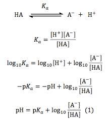 Henderson Hasselbalch Buffer Preparation Using The Henderson Hasselbalch Equation