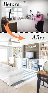 cheap decorating ideas for living room walls. A Modern Family Living Room Makeover Cheap Decorating Ideas For Walls