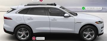 (5 reviews) feels light for an suv brakes feel light and really. Available 2019 Jaguar F Pace Interior And Exterior Color Options