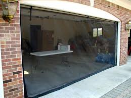 roll up garage door screenFresh Air Screens  Garage Door Screens and Retractable Screens