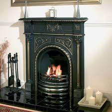 clarke cheltenham cast iron fireplace
