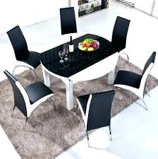 modern round dining table for 6 modern white round dining table white round dining table for