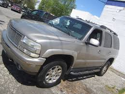 2003 Used Chevrolet Tahoe Z71 / 4X4 / LEATHER at Contact Us ...