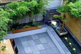 Landscape Design For Small Backyards Interesting Design Ideas