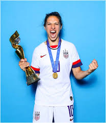 However, carli lloyd has announced her retirement age as 39 years.and after being 39 years of age, she will not play soccer for america. Carli Lloyd Net Worth Husband Brian Hollins Biography Famous People Today