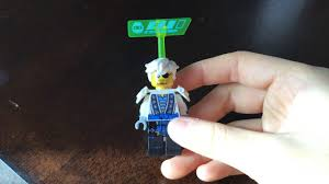 LEGO Ninjago Season 12 Custom Really Old Jay Minifigure! - YouTube