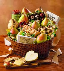 harry and david favorites gift basket deluxe