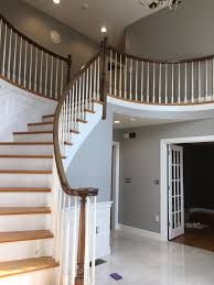how much will it cost to paint my foyer including materials and labor