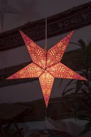 Paper lighting Led Paper Star Lantern Proto Paper Lab Lighting Paper Star Lanterns Rice Paper Lights Hanging Light