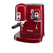 view all kitchenaid coffee machines