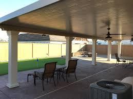aluminum patio covers. Beautiful Aluminum Aluminum Solid Patio Covers In Sacramento    Contractors Designers Installers U0026 Builders In A
