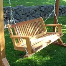 wooden bench swing p6521 wood bench swing plans incredible wooden swinging benches photo 5 of 7 wooden bench swing