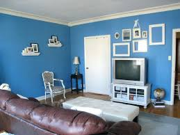 blue walls brown furniture. Blue Walls Brown Furniture Stylish Living Room Wall Paint Colors For .