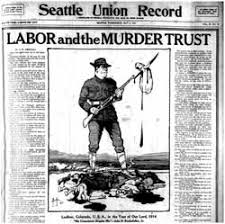 labor press project the seattle union record is one of the most famous examples of labor journalism in the pacific northwest it has a fascinating double history