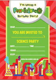 Party Invitation Images Free Free Printable Science Party Invitation