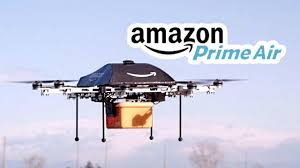 amazon prime air drone. Perfect Amazon Amazon The Latest Prime Air  With Drone