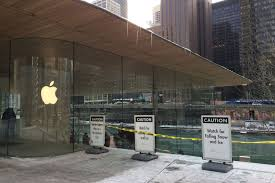 Designed By Apple Commercial Gallery Of Apples New Foster Partners Designed Chicago
