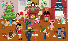 Play the best free hidden object games online with hidden clue games, hidden number games, hidden alphabet games and difference games. Festive Brainteaser Challenges Puzzlers To Find The Twenty Hidden Christmas Songs Daily Mail Online