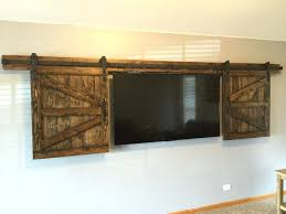 sliding barn door fireplace tv stand large size of barn door hardware electric fireplace with sliding
