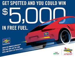 5 000 in free fuel from sunoco sounds nice right i mean just think of all the road trips you can take with that much gas now thru august 31