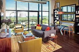 west loop condos. Delighful West Inside A Onebedroom Condo At Van Buren Lofts To West Loop Condos S