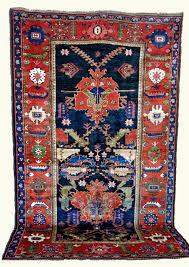 5 7 x 9 2 antique bakhtiyari dragon carpet south persia circa 1890