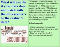 Interview Questions For Account Managers 15 Best Accounting Interview Questions Images Accounting Interview