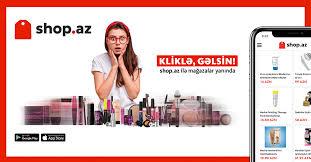 Shop.az is online shopping center of Azerbaijan, Baku stores with us