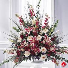 bridgeeyu0027s blog gothic wedding centerpieces red and black funeral floral large flower arrangements d43