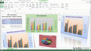 Excel Chart Export High Resolution Converting Charts Into Pictures For Publication And Display Uses Excel Tips Lynda Com