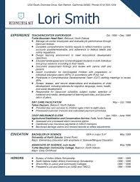 Resume Template For Teachers Amazing Elementary Teacher Resume Examples Teaching Example Education Sample