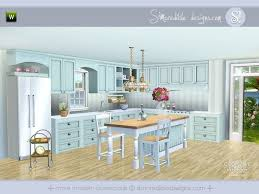 sims 3 cc furniture. Coastal Kitchen By SIMcredible! - Sims 3 Downloads CC Caboodle Cc Furniture