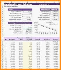 Mortgage Calculator Template 11 12 Loan Calculation Template Elainegalindo Com