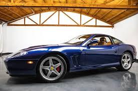 Used 2004 Ferrari 575m Maranello In Newport Beach Ca