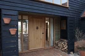 barn front doorOrlestone Oak Flooring Joinery and Projects Oak Windows and