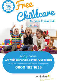 Free Childcare Advertising Out Of Home International And Lincolnshire Council Promote Free