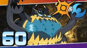 Pokémon Sun and Moon - Episode 60   UB-05 Guzzlord!   Pokemon sun, Pokemon,  Episode
