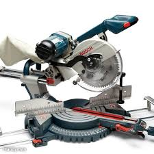 miter saw labeled. sliding miter saw review: bosch labeled d