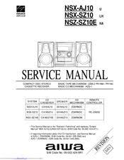 aiwa nsx sz10 manuals aiwa nsx sz10 service manual