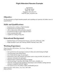 Flight Attendant Resume Beauteous Flight Attendant Resume Template Httpgetresumetemplate